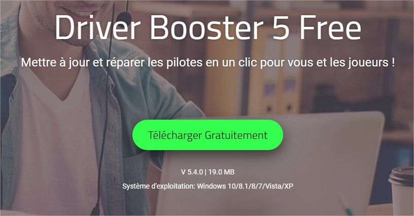 accueil site driver booster