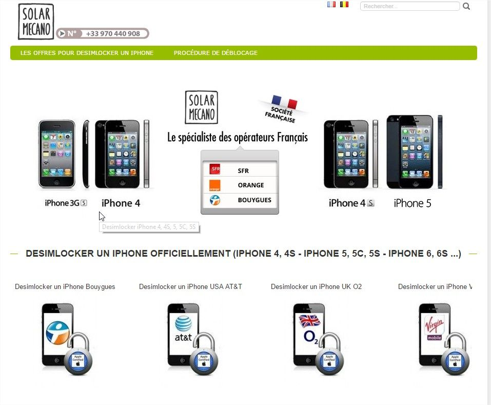 offre iphone bouygues