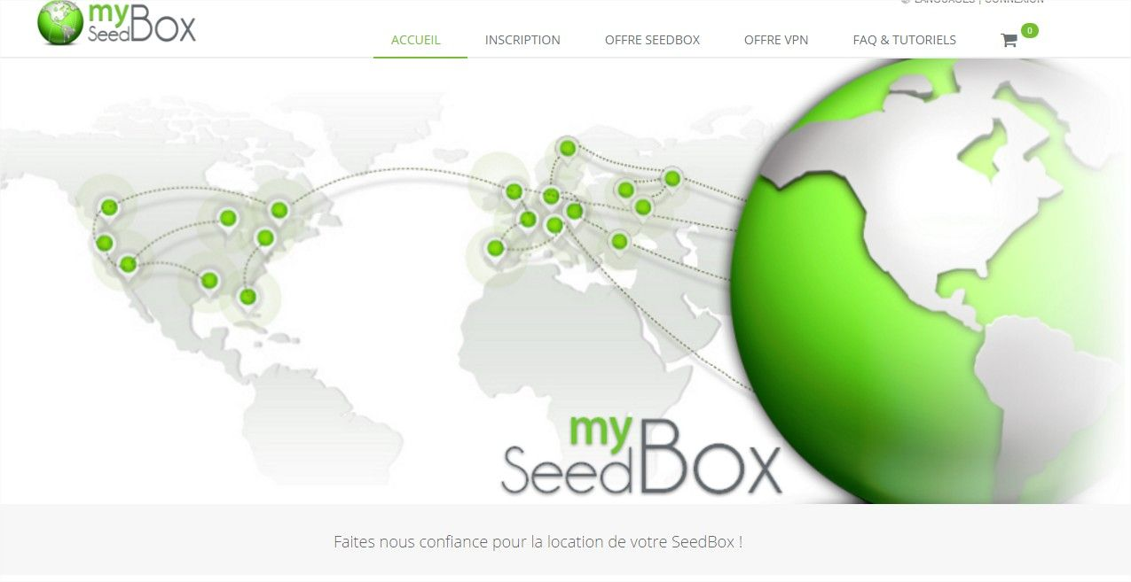 présetnation my-seebox
