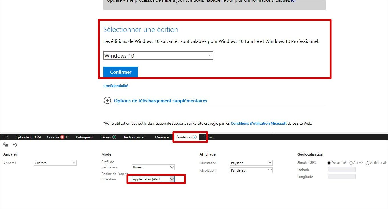 site pour télécharger iso windows 10 creators update