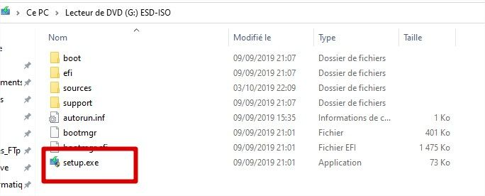 iso windows 10 setup.exe